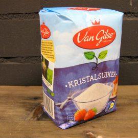 Suiker / Melk / Koekjes